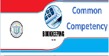 BOOKKEEPING NC III - Common Competency