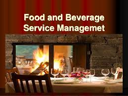 FOOD AND BEVERAGE SERVICES NC II - Common Competency