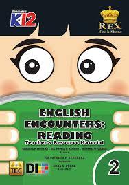 Grade 2 - English