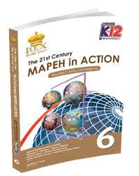 Grade 6 - MAPEH