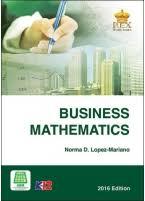 Grade 8 - HELE / TLE : Bus. Math