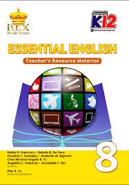 Grade 8 - English