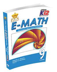 Grade 9 - Math