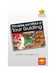 Grade 10 - HELE / TLE : Tour Guiding