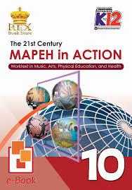 Grade 10 - MAPEH