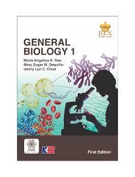 SHS - General Biology 1