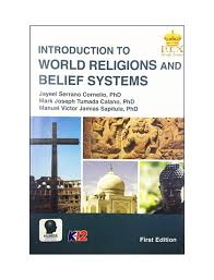 SHS - Introduction to World Religions and Belief Systems