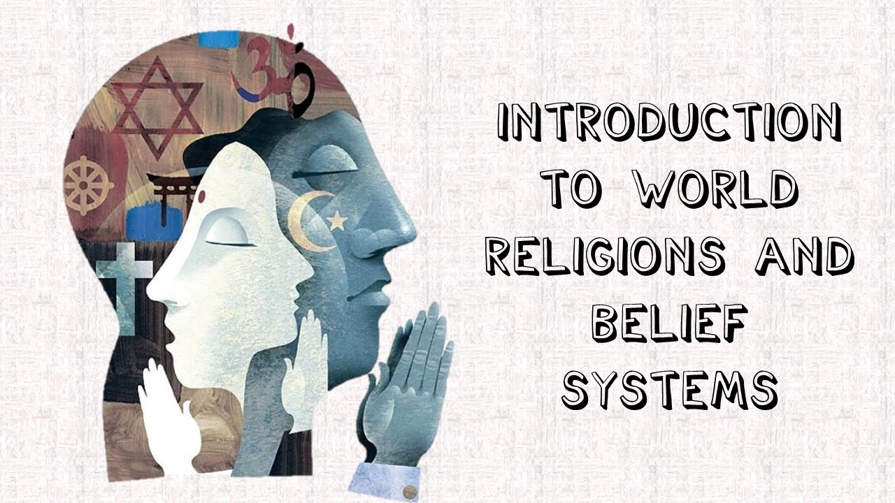 SHS - Introduction to World Religions and Belief Systems (Sir Jenry Hubilla)