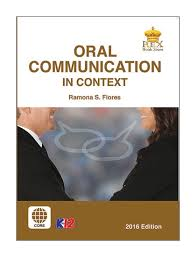 SHS - Oral Communication
